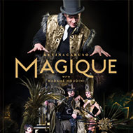 Niagara Falls Casino Concert Package - Magique with Keven & Caruso ft. Madame Houdini - Four Points by Sheraton Niagara Falls Hotel