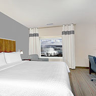 Jr. Presidential Suite with 1 King Bed & 2 Person Whirlpool - Fallsview