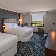 2 Queen Bed Cityview Room