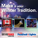 Hotel Packages - Winter Festival of Lights Package - Four Points by Sheraton Niagara Falls Hotel
