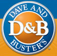 Dave & Buster's Package