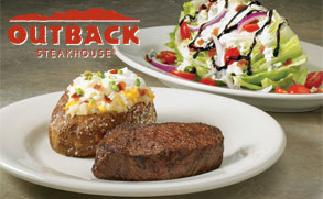 Outback Steakhouse Niagara Falls