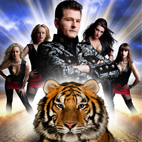 Greg Frewin Las Vegas Magic Show Package
