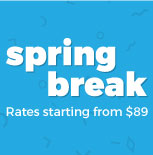 Spring Break Package